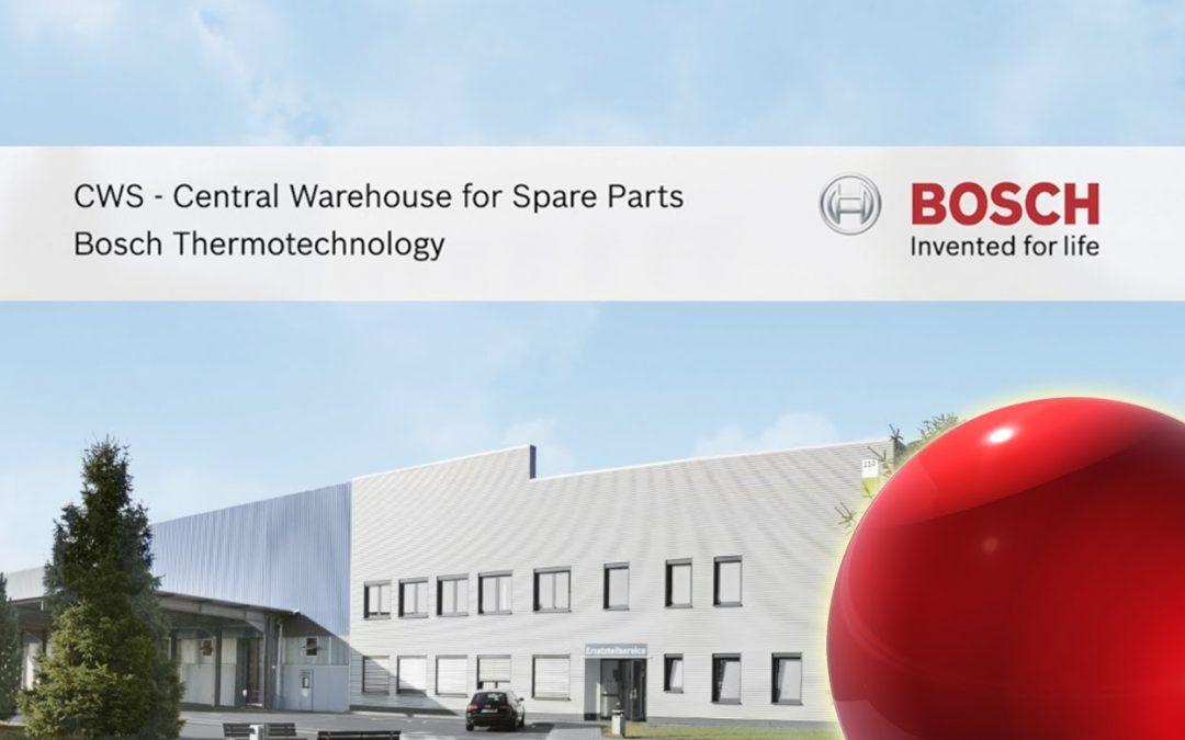 Τεχνολογία θέρμανσης Bosch για μια ζωή!