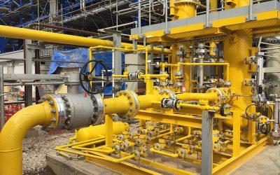 Ασφάλεια Εγκατάστασης Φυσικού Αερίου